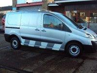 2009 CITROEN DISPATCH 2.0 1000 L1H1 1d 138 BHP £3299.00