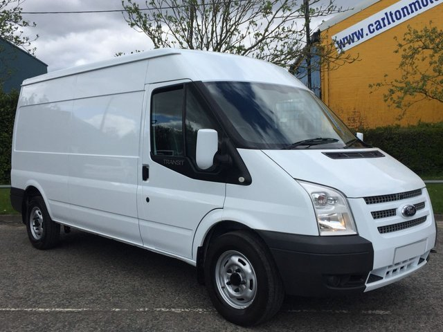 2013 13 FORD TRANSIT 350 2.2TDCi 125 LWB  [ TAIL LIFT ] MEDIUM ROOF VAN