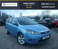 2011 FORD FOCUS 1.6 ZETEC 5d 99 BHP £SOLD