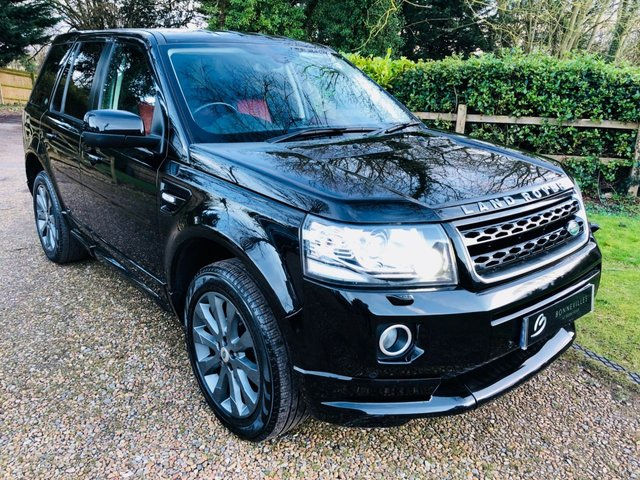 2013 63 LAND ROVER FREELANDER 2.2 SD4 DYNAMIC 5d AUTO 190 BHP