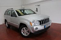 2009 JEEP GRAND CHEROKEE 3.0 V6 CRD LIMITED 5d AUTO 215 BHP £7995.00
