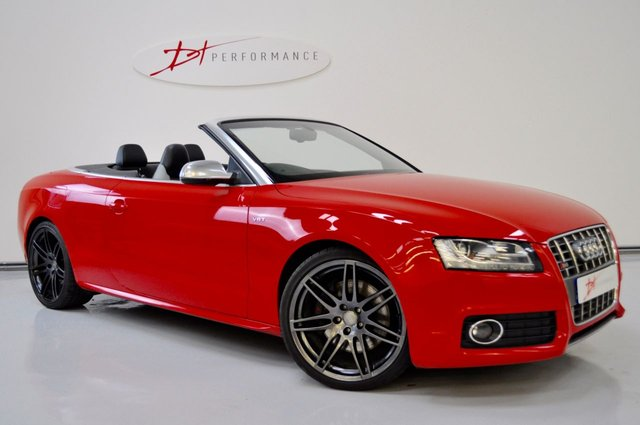 2009 59 AUDI S5 3.0 S5 TFSI QUATTRO 2d AUTO 329 BHP HUGE SPECIFICATION