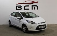 2010 FORD FIESTA 1.2 EDGE 5d 59 BHP £4785.00