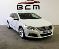 2011 VOLKSWAGEN PASSAT 2.0 CC GT TDI BLUEMOTION TECHNOLOGY 4d 139 BHP £SOLD