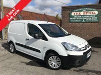 USED 2014 14 CITROEN BERLINGO 1.6 625 ENTERPRISE L1 HDI 1d 74 BHP 3 Seat, Air Con, One Owner, Low Mileage, Finance Arranged.