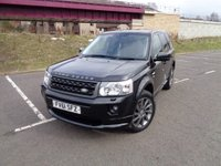 USED 2011 61 LAND ROVER FREELANDER 2.2 SD4 SPORT LE 5d AUTO 190 BHP VERY RARE EXAMPLE!!