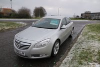 "2010 VAUXHALL INSIGNIA 2.0 SRI CDTI 18""Alloys,Air Con,Cruise,F.S.H £4995.00"