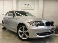 2010 BMW 1 SERIES 2.0 116I SPORT 5d 121 BHP £5495.00