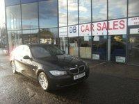 2007 BMW 3 SERIES 2.0 320D SE 4d 161 BHP £3995.00