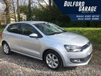 USED 2011 61 VOLKSWAGEN POLO 1.4 MATCH 5d 83 BHP