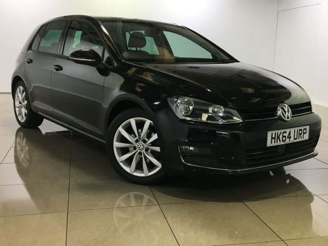 View our 2015 64 VOLKSWAGEN GOLF 2.0 GT TDI BLUEMOTION TECHNOLOGY 5d 148 BHP