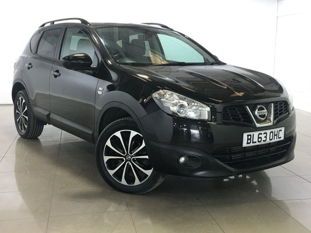 View our 2014 63 NISSAN QASHQAI 1.6 DCI 360 IS 5d 130 BHP