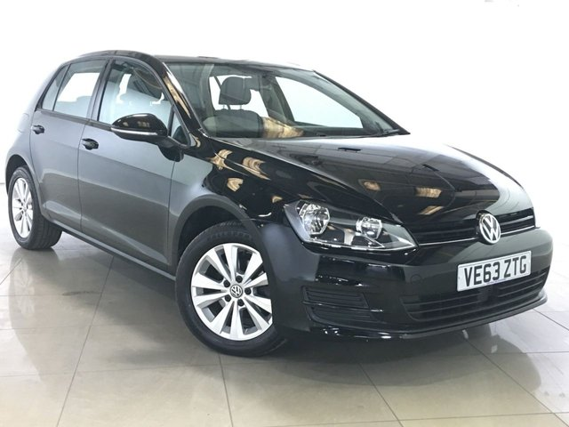 View our 2014 63 VOLKSWAGEN GOLF 1.6 SE TDI BLUEMOTION TECHNOLOGY 5d 103 BHP
