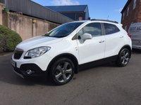 2014 VAUXHALL MOKKA 1.4 SE S/S 5d 138 BHP £9995.00