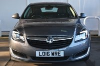 USED 2016 16 VAUXHALL INSIGNIA 2.0CDTi TECH LINE ECOFLEX 5 DOOR 6-SPEED 167 BHP Finance? No deposit required and decision in minutes.