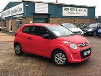 2014 CITROEN C1 1.0 TOUCH 3 Door 68 BHP 1 Owner Zero Road Tax £3995.00