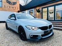 2015 BMW 4 SERIES 2.0 428I M SPORT 2d AUTO 242 BHP £21490.00