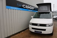 USED 2014 14 VOLKSWAGEN TRANSPORTER 2.0 T26 TDI - EVERY CONVERTED CAMPERVAN COME WITH OUR 3 YEAR MACHANICAL AND INTERIOR WARRANTY