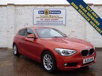 2013 BMW 1 SERIES 1.6 116D EFFICIENTDYNAMICS 3d 114 BHP £6988.00