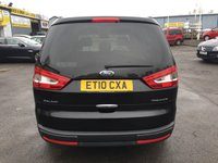 USED 2010 10 FORD GALAXY 2.0 TITANIUM X 5d AUTO 201 BHP IN SILVER WITH 85000 MILES. APPROVED CARS ARE PLEASED TO OFFER THIS  FORD GALAXY 2.0 TITANIUM X 5d AUTO 201 BHP IN SILVER WITH 85000 MILES AND A FULL SERVICE HISTORY WITH 6 SERVICE STAMPS IN THE SERVICE BOOK IN IMMACULATE CONDITION INSIDE AND OUT WITH AN AUTOMATIC GEARBOX AND A RARE PETROL ENGINE ALONG WITH 7 SEATS MAKES THIS CAR VERY DESIRABLE AND IDEAL FOR SUMMER HOLIDAYS..