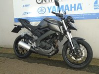 USED 2015 15 YAMAHA MT 125 ABS ***VERY LOW MILEAGE***