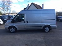 USED 2012 12 FORD TRANSIT 2.2 T280/140 LIMITED MWB Air Conditioning, Cruise Control, Alloys