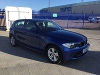 2009 BMW 1 SERIES 2.0 118D SE 5d 141 BHP £5500.00