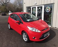 USED 2011 61 FORD FIESTA 1.25 ZETEC THIS VEHICLE IS AT SITE 2 - TO VIEW CALL US ON 01903 323333
