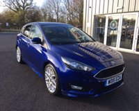 USED 2015 15 FORD FOCUS 1.0 ZETEC S ECOBOOST 125 BHP THIS VEHICLE IS AT SITE 1 - TO VIEW CALL US ON 01903 892224