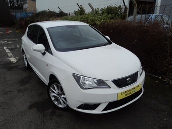 View our SEAT IBIZA