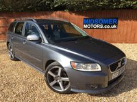 USED 2009 59 VOLVO V50 2.0 D R-DESIGN ESTATE