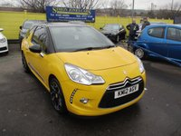 USED 2012 12 CITROEN DS3 1.6 E-HDI DSTYLE PLUS 3d 90 BHP GREAT VALUE DS3 DIESEL !!