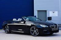 USED 2018 67 BMW 6 SERIES 3.0 640D M SPORT AUTO