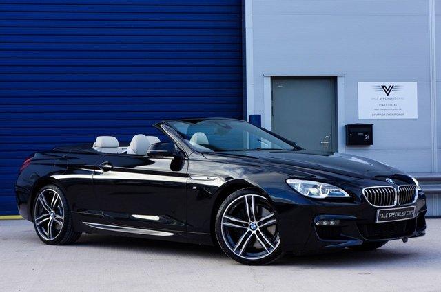 2018 67 BMW 6 SERIES 3.0 640D M SPORT AUTO