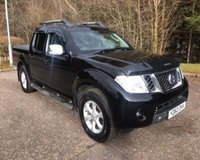 USED 2010 60 NISSAN NAVARA 2.5 DCI TEKNA 4X4 NO VAT 4DR PICK UP 188 BHP 6 MONTHS PARTS+ LABOUR WARRANTY+AA COVER