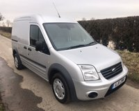 2011 FORD TRANSIT CONNECT T230 TREND HR £3995.00