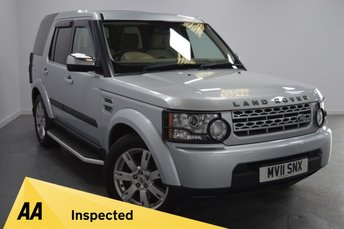 2011 LAND ROVER DISCOVERY}