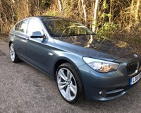 USED 2010 10 BMW 5 SERIES 3.0 530D SE GRAN TURISMO 5d AUTO 242 BHP 6 MONTHS PARTS+ LABOUR WARRANTY+AA COVER