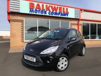 USED 2013 63 FORD KA 1.2 EDGE 3d 69 BHP