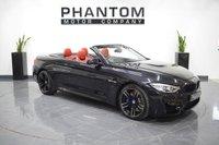 2015 BMW 4 SERIES 3.0 M4 2d AUTO 426 BHP £37990.00