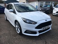 USED 2016 16 FORD FOCUS 2.0 ST-2 TDCI 5d 183 BHP LOW MILEAGE
