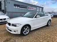 2012 BMW 1 SERIES 2.0 118D SE 2d 141 BHP £6990.00