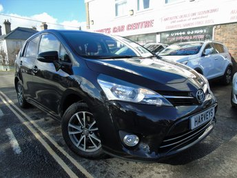 View our TOYOTA VERSO