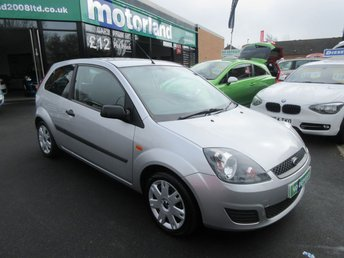2007 FORD FIESTA 1.2 STYLE CLIMATE 16V 3d 78 BHP £SOLD