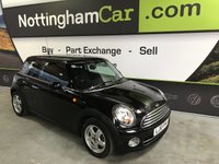 2010 MINI HATCH COOPER 1.6 COOPER D 3d 108 BHP £4495.00
