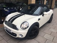 USED 2015 15 MINI ROADSTER 1.6 COOPER 2d 120 BHP