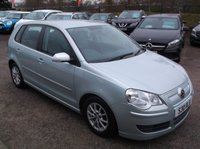 USED 2009 S VOLKSWAGEN POLO 1.4 BLUEMOTION 1 TDI 5d 79 BHP ****Great Value economical reliable family car with excellent service history, drives superbly****