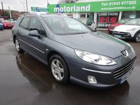 USED 2010 60 PEUGEOT 407 1.6 SW SR HDI 5d 108 BHP ***FINANCE AVAILABLE...TEST DRIVE TODAY***