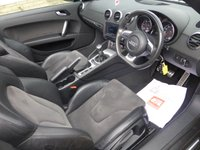 USED 2008 08 AUDI TT 2.0 TDI QUATTRO 2d 170 BHP