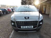 USED 2010 60 PEUGEOT 3008 1.6 EXCLUSIVE HDI 5d AUTO 112 BHP # 1 OWNER FROM NEW # FULL SERVICE HISTORY #